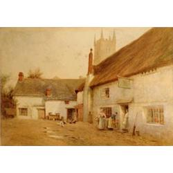 William Edward Croxford (exh. 1882-1897), ...