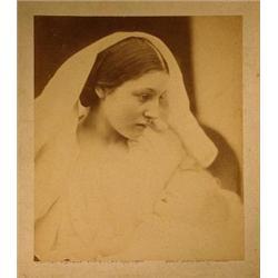 Julia Margaret Cameron, a photograph of a ...