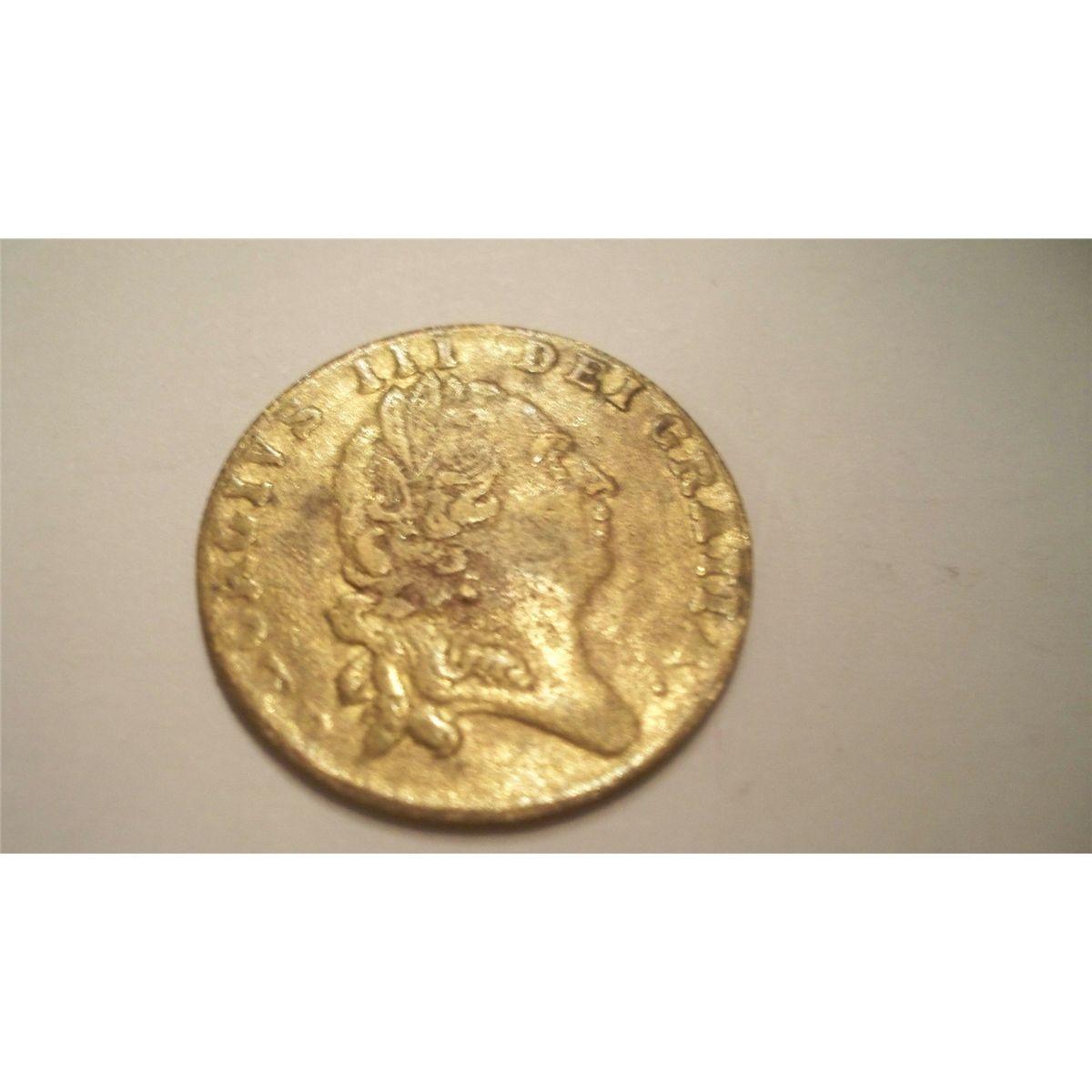 foto de 1701 Britain George III Guinea Gaming Token