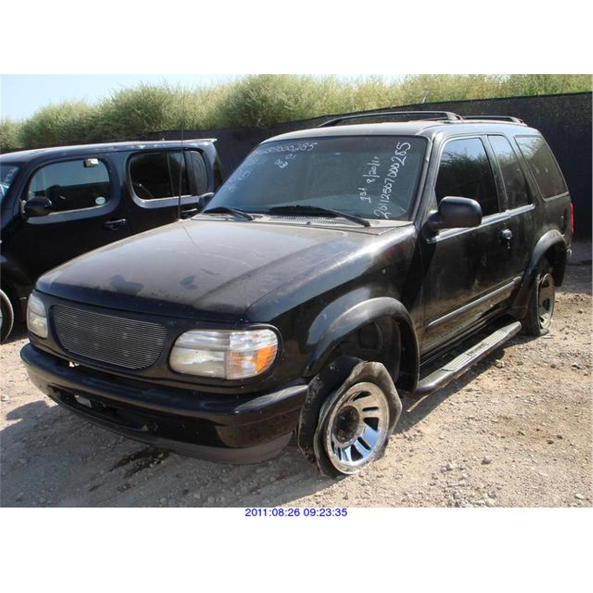 Image 2 1998 ford explorer sport trac