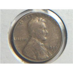 1924 S LINCOLN CENT