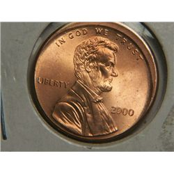 2000 LINCOLN CENT