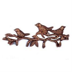 Chickadee Key Hook