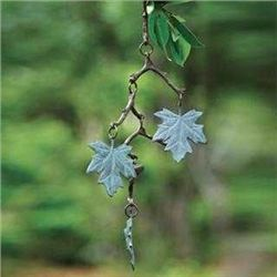 Maple Leaf Wind Chime