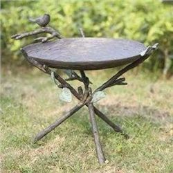 Bird & Twig Bird Feeder / Birdbath