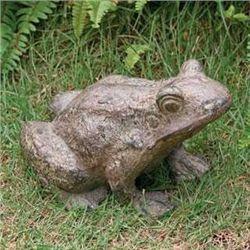 Frog Garden Sculpture