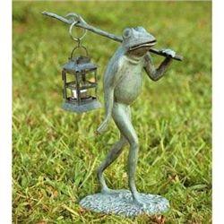 Walking Frog Lantern