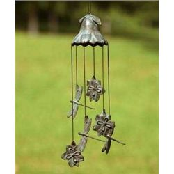 Magnolia & Dragonfly Wind Chime