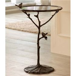 Birds In Branches Side Table