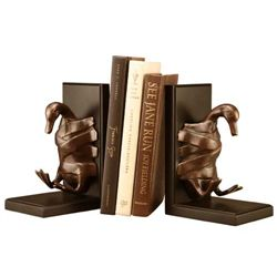 Duck Tape Bookends