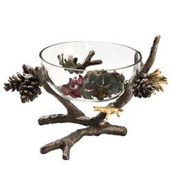 Pinecone Bowl