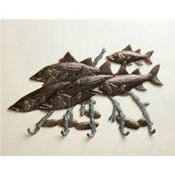Fish School Coat Hook
