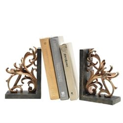 Scrolll Bookends