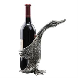 Duck Wine Bottle Holder