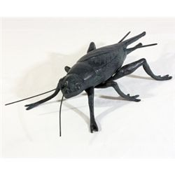 Garden Cricket Sculpture Verdi