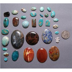 COLLECTIONS OF STONE CABS