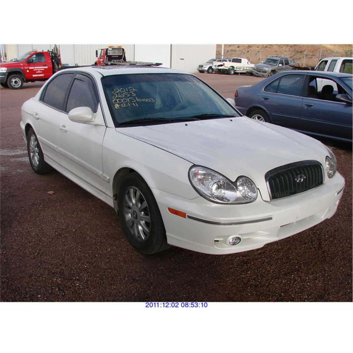 Hyundai Of Yuma >> 2004 - HYUNDAI SONATA - Rod Robertson Enterprises Inc.