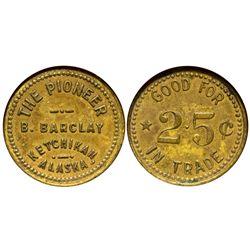AK - Ketchikan,c1934 - Pioneer, The -B. Barclay Token
