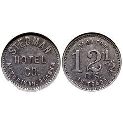 AK - Ketchikan,c1908 - Stedman Hotel Co. Token