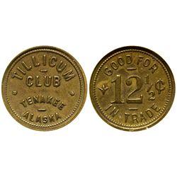 AK - Tenakee,c1910 - Tillicum Club Token