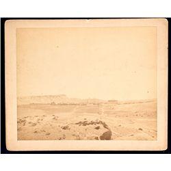 AZ - Fort Defiance,Apache County - c1880 - Fort Defiance Photograph