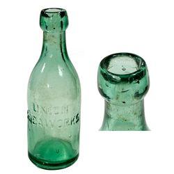 AZ - Tombstone,Union Soda Works Blob Soda Bottle