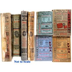 AZ - Tucson,Pima County - 1940, 1944, 1946, 1949 - 1940, 1944, 1946 and 1949 Tucson City Directories