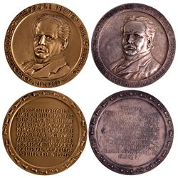 CA - c1920 - American Telephone and Telegraph Co. Medals