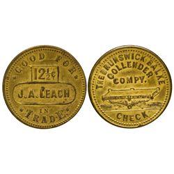 Brunswick/Leach Company Check Token