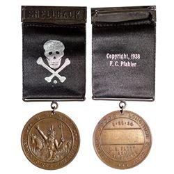 CA - 1936 - U.S. Navy Neptunus Rex Campaign