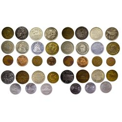 CA - Hollywood,L.A. County - Hollywood Token Collection