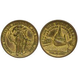 CA - San Diego,1915 - Panama California Exposition Official Medal