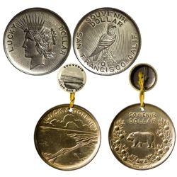 CA - San Francisco,San Francisco County - San Francisco Medallions