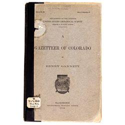 CO - 1906 - Gazetteer of Colorado