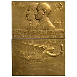 DC - Washington,1909 - Wright Brothers Medal