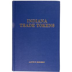 IN - 1981 - Indiana Trade Token Guide Book