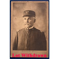 Capt. Thomas Downs Photograph - LOT WITHDRAWN