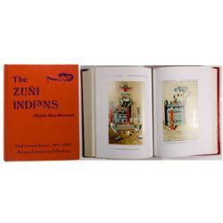 "NM - 1904/1985 - Bureau of American Ethnology (Reprint) ""The Zuni Indians"""