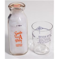NM - 1950s - New Mexico Bottles