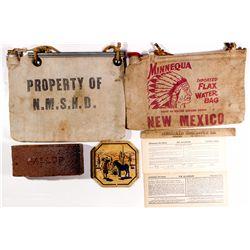 NM - 1920s - New Mexico Ephemera