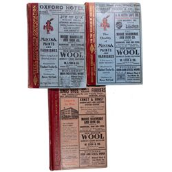 NM - 1926, 1927, 1929 - New Mexico State Business Directories, 1926, 1927, 1929