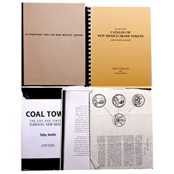 NM - 1986 and 1995 - New Mexico Token Guide Books