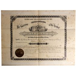 NM - 1899 - Otero, Miguel A., Assignment to Notary Public