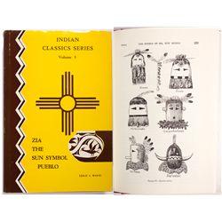 NM - 1974 - Zia the Sun Symbol Indian Classics Series 3