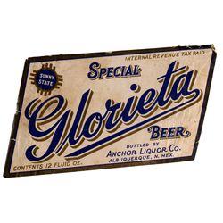 NM - Albuquerque,Glorieta Beer Label