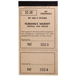 NM - Central,Fleming Market Coupon Book