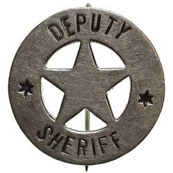 NM - Colfax County,Deputy Sheriff Badge