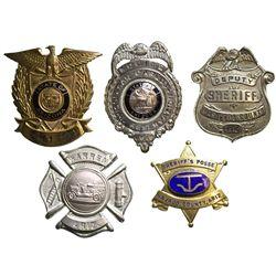 NM - Gallup,Arizona Badges Group
