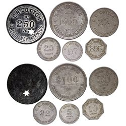 NM - Gallup,McKinley County - Gallup Good For Tokens