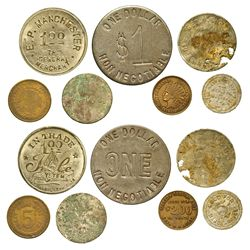 NM - Gallup,McKinley County - New Mexico Tokens